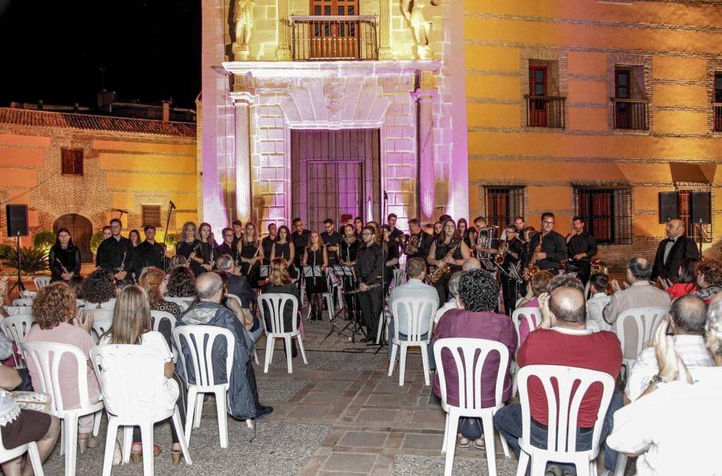 """La banda de la AMC Nuestra Señora de la Paz estrena en Andújar la sinfonía española """"Isturgi"""""""