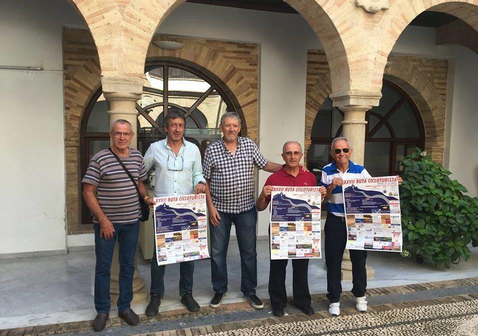 """Más de 300 ciclistas participarán en la Ruta Cicloturista """"Virgen de la Cabeza"""""""