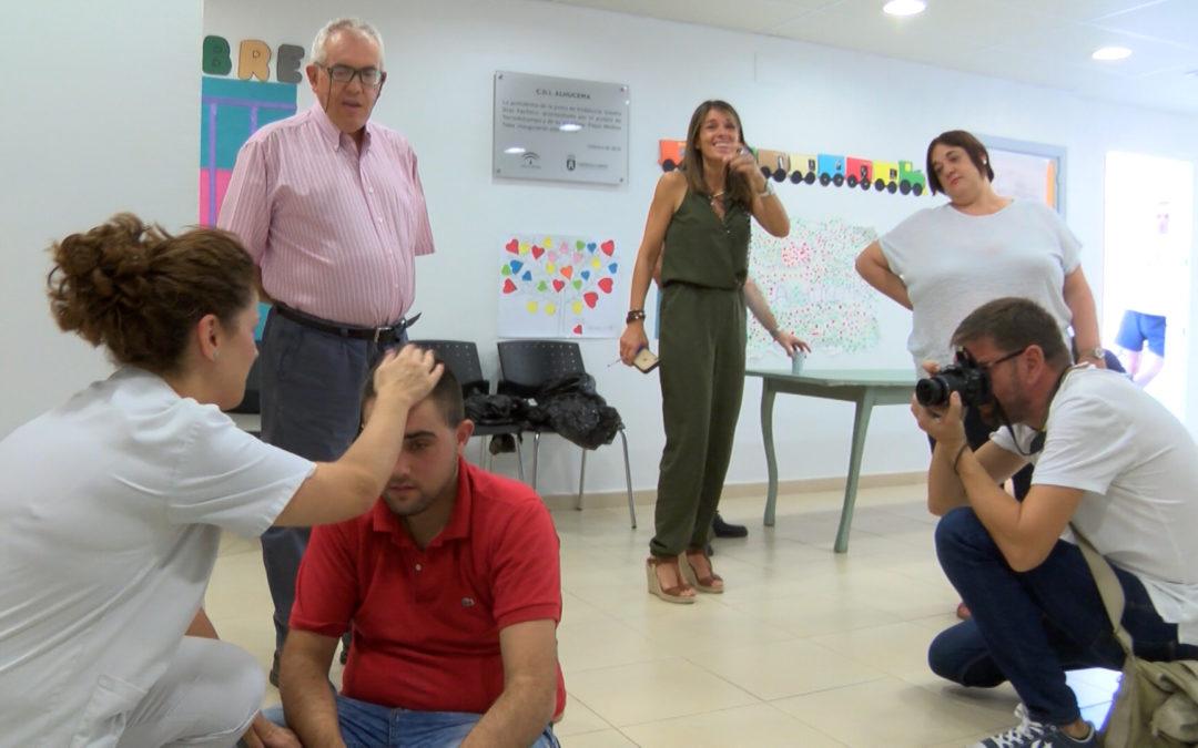 La Residencia Alhucema prepara un calendario solidario