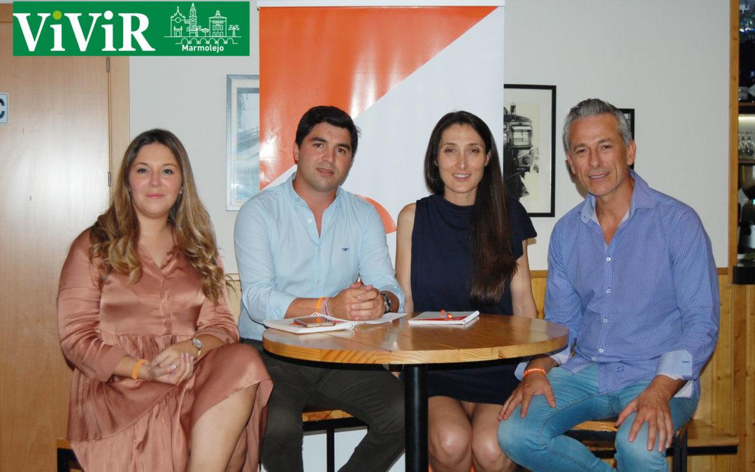 Ciudadanos presenta en Marmolejo a los candidatos por Jaén al Parlamento andaluz