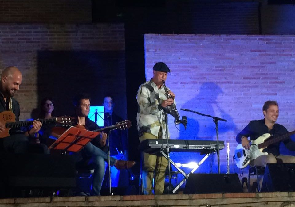 Éxito del torrecampeño Sergio Albacete en los Baños Árabes