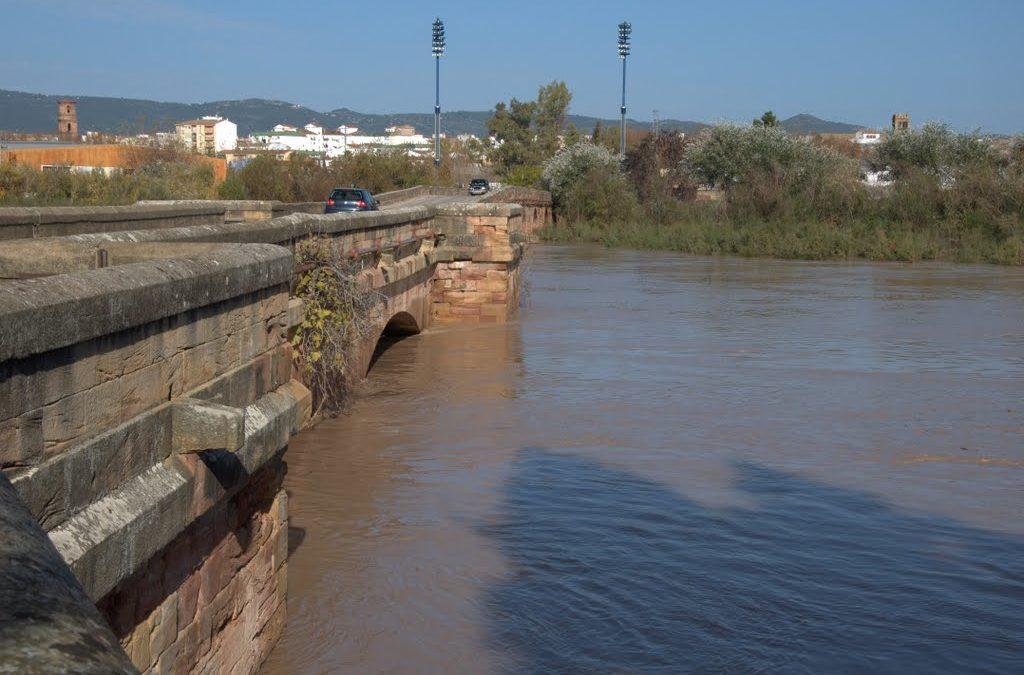 Subdelegación convocará una mesa técnica para abordar el problema de las inundaciones en Andújar