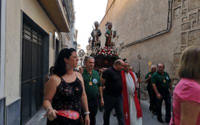 Las fiestas en honor a los Santos Patronos entran en su recta final