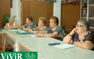 Vuelta al cole también para las personas mayores