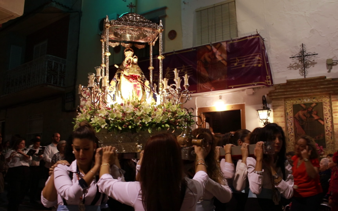 Galería de fotografías de la procesión de la Virgen de la Cabeza