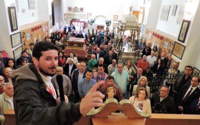 Más de trescientos visitantes conocen el patrimonio de Arjona durante el puente del Pilar
