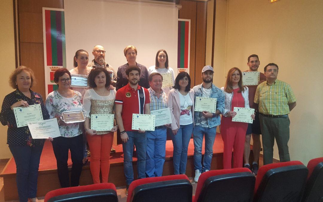 La Hermandad Donantes de Sangre reconoce a una treintena de torrecampeños por sus donaciones