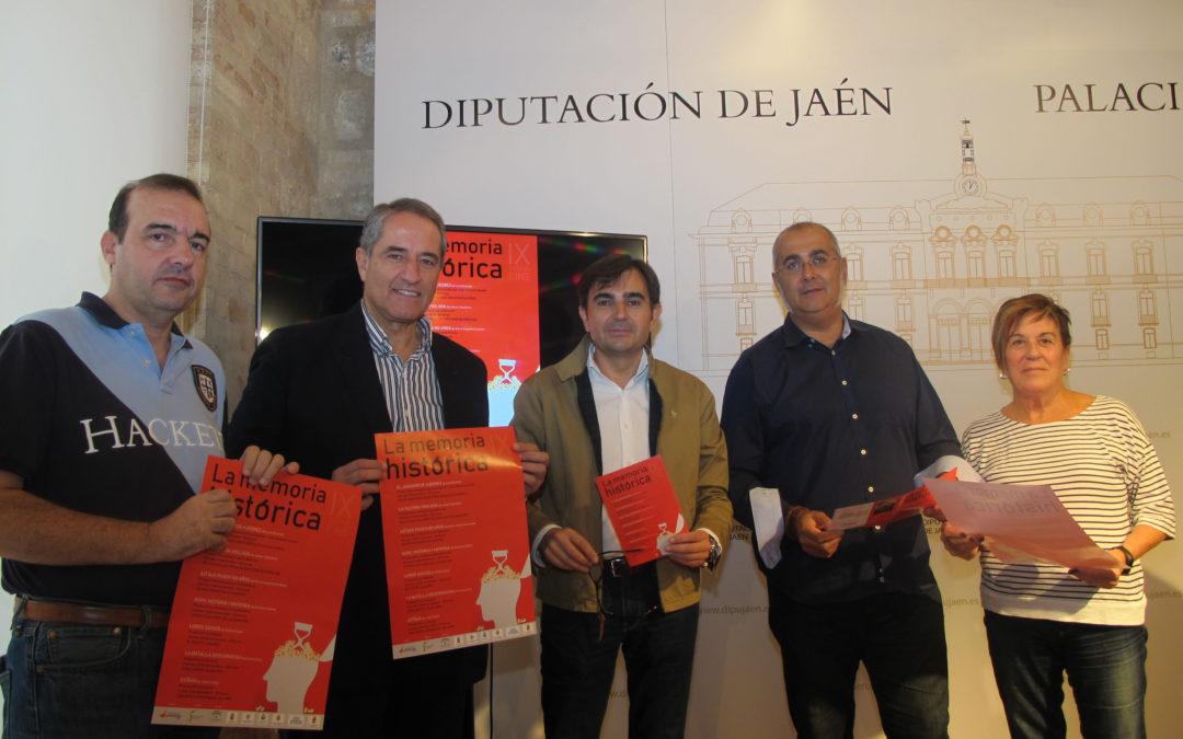"""Arjona participa en el IX Ciclo de Cine """"La memoria histórica"""""""