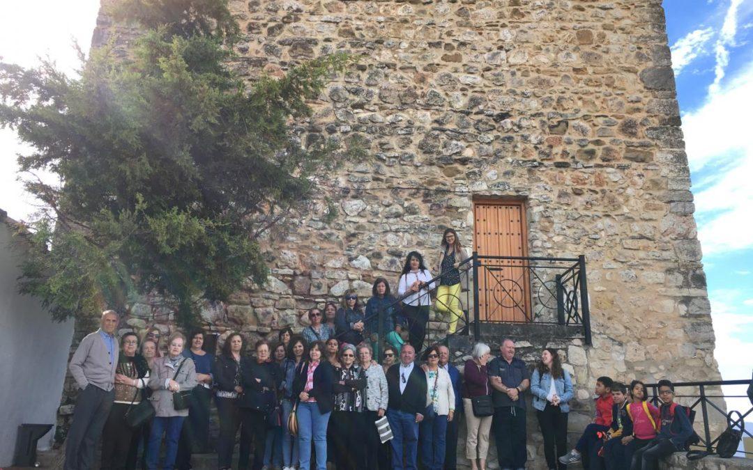 Vecinos de las pedanías visitaron el Centro Histórico