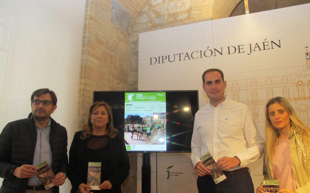 Arjona se incorpora al XXII Circuito Provincial de Campo a Través