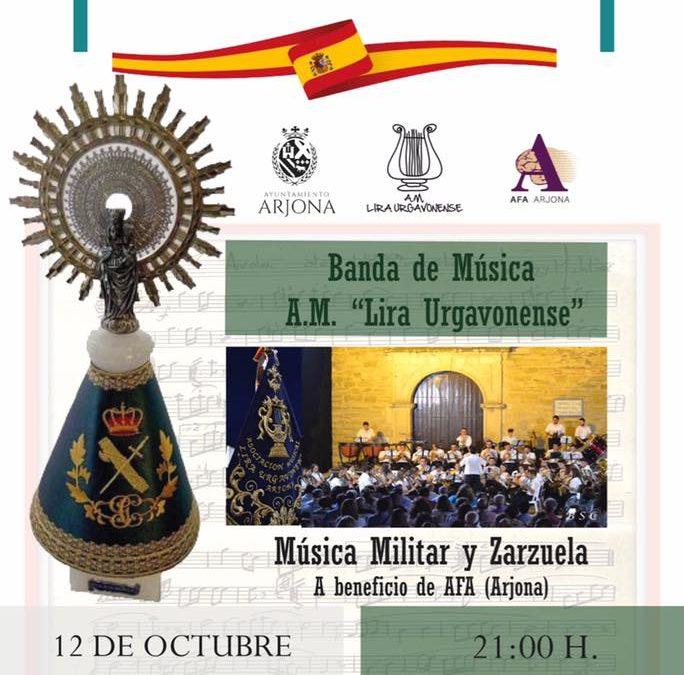 La Lira Urgavonense ofrece un concierto a beneficio de AFA Arjona
