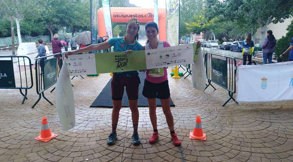 Silvia Lara, Campeona de Andalucía de Carreras de Montaña
