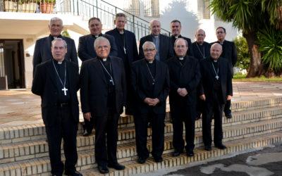 Francisco Juan Martínez Rojas elegido, por los Obispos del Sur, secretario de la Academia de la Historia de la Iglesia en Andalucía
