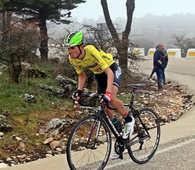 El tosiriano David Delgado Higueruelo ficha por el Bicicletas Rodríguez Extremadura