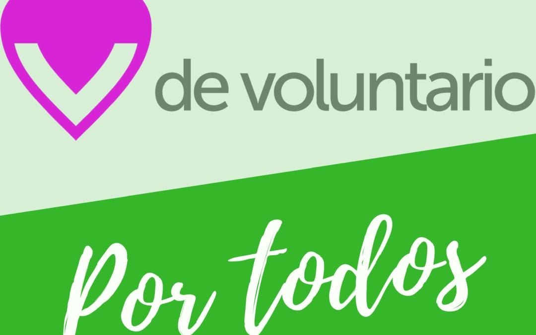 Nueva campaña de captación de voluntariado