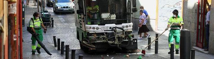 La madrugada del 12 al 13 de octubre no habrá recogida de basura en Jamilena