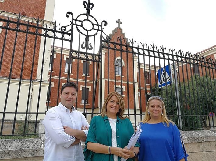 El Partido Popular exige mejoras en la conservación y el mantenimiento del Hospital de Los Marqueses