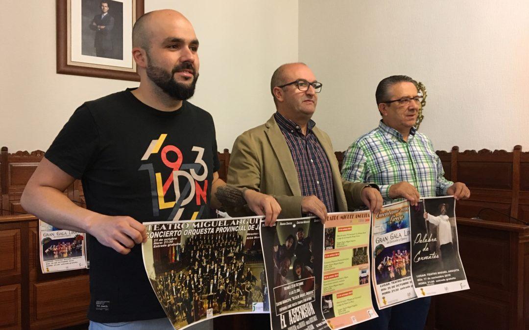 El teatro de Jaén Escena llega este fin de semana a Torredonjimeno
