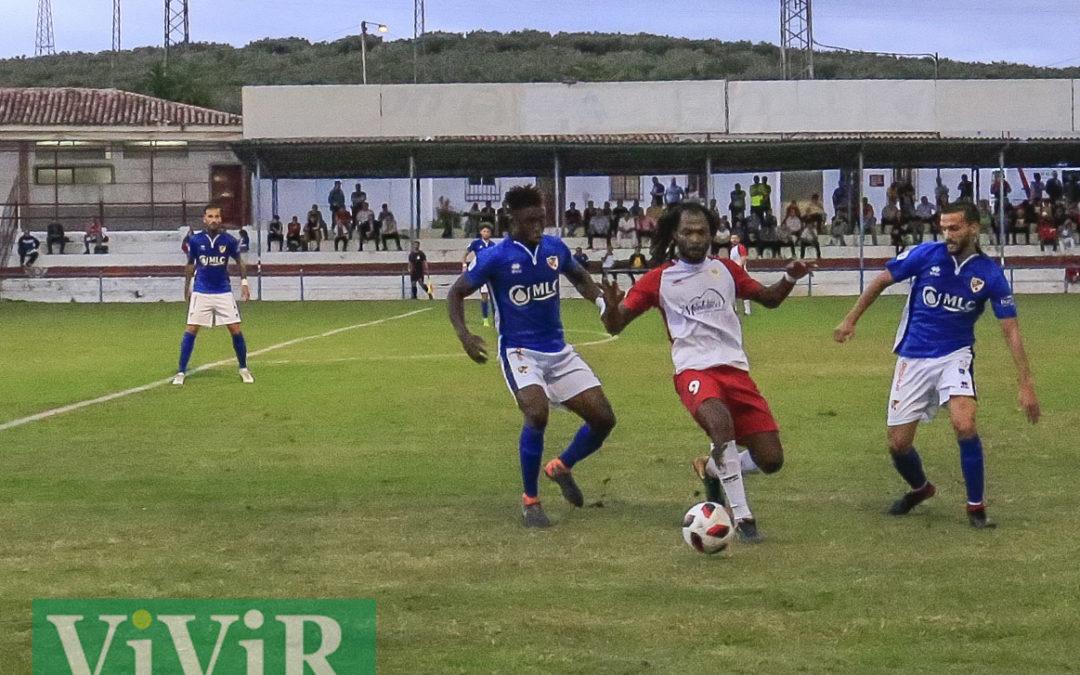 Victoria del Martos CD frente al Linares Deportivo