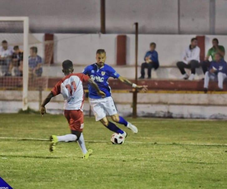 El Linares Deportivo pierde en Martos
