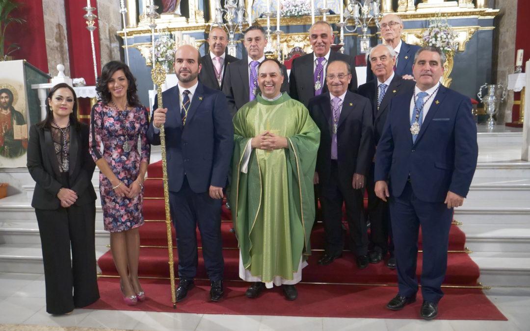 Acto de Toma de Posesión de la nueva Junta de Gobierno de la Cofradía de Nuestro Padre Jesús Nazareno