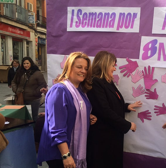 El PP propone dedicar una plaza a las dos únicas mujeres asesinadas en Linares por violencia de género