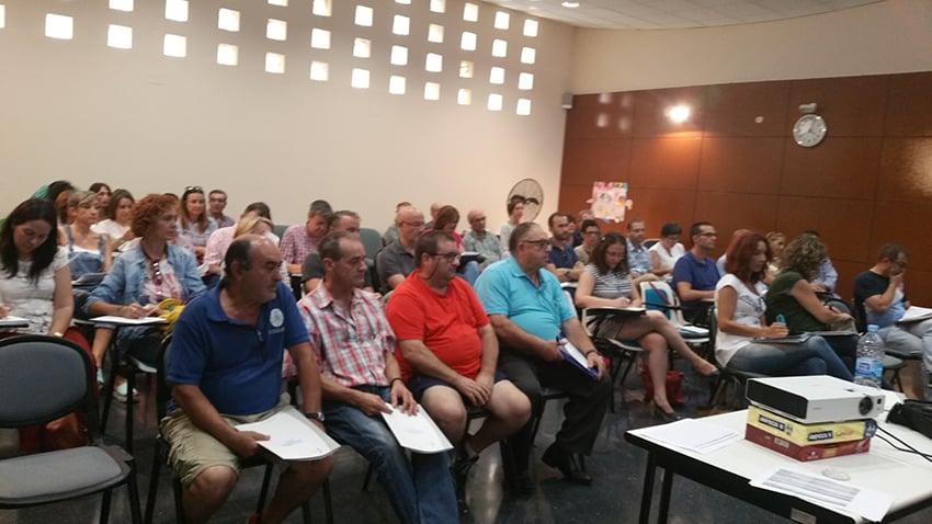 Primera reunión para transformar el Barrio de Viñas del Rey