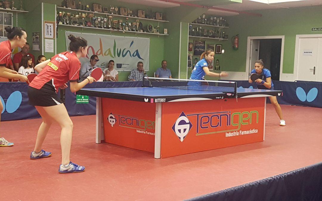 Roxana Itraste renueva con el Tecnigen Linares