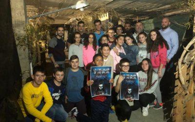 """Un grupo de jóvenes marmolejeños trabaja ya en la elaboración del """"pasaje del terror"""""""