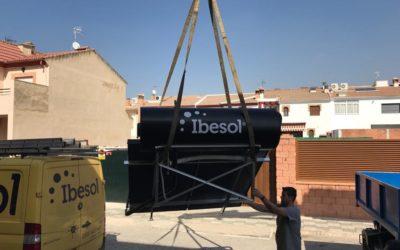 Casi un centenar de clientes de Martos están afectados por el cierre de Ibesol Energía, S.L.