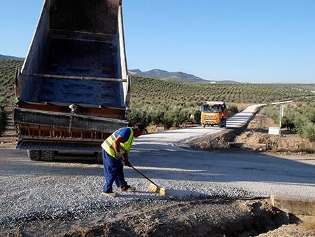 400.000 euros destinados al mantenimiento y acondicionamiento integral de caminos rurales
