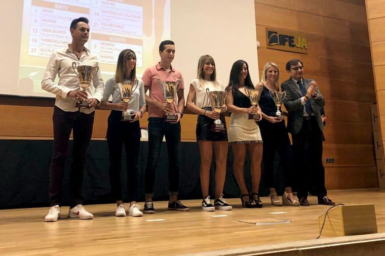 """Acento marteño en el X Gran Premio de Carreras Populares """"Jaén Paraíso Interior"""""""