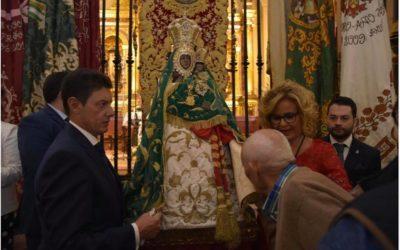 La Virgen de la Cabeza, esperanza de los que más la necesitan