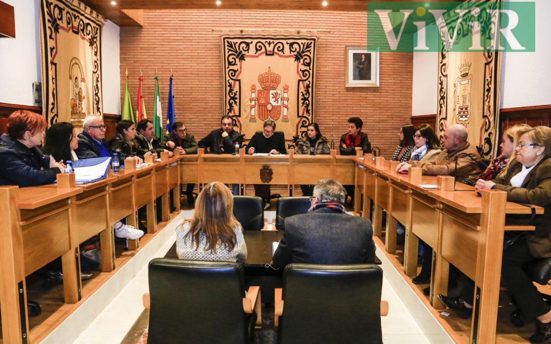 El Pleno aprobó los presupuestos municipales para 2019