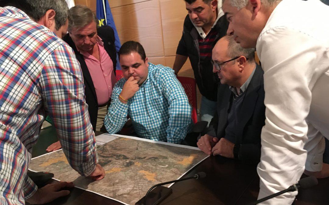 Una vía ciclista unirá a Martos con otros cuatro municipios