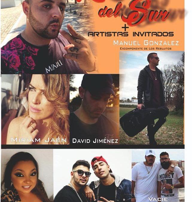 Kalita del Sur tocará acompañado de diferentes artistas en Jamilena
