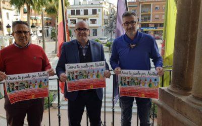 """El Ayuntamiento de Torredonjimeno pone en marcha la segunda edición de """"Decora tu pueblo por Navidad"""""""