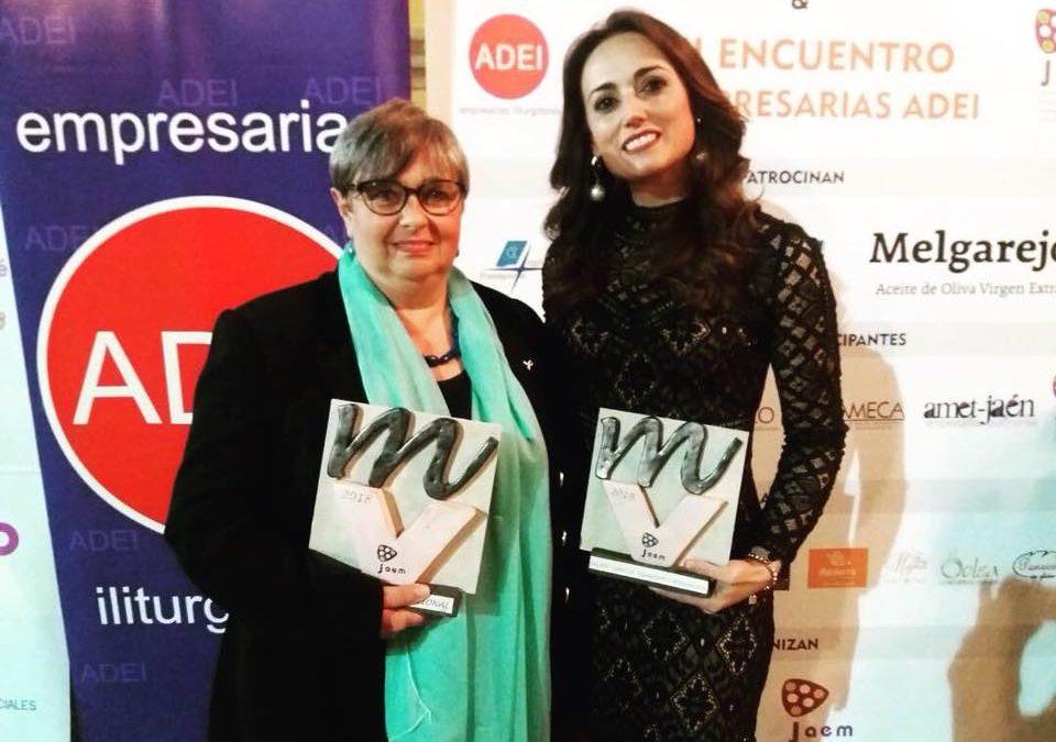 Dos empresarias torrecampeñas reconocidas en la III Gala Premios JAEM