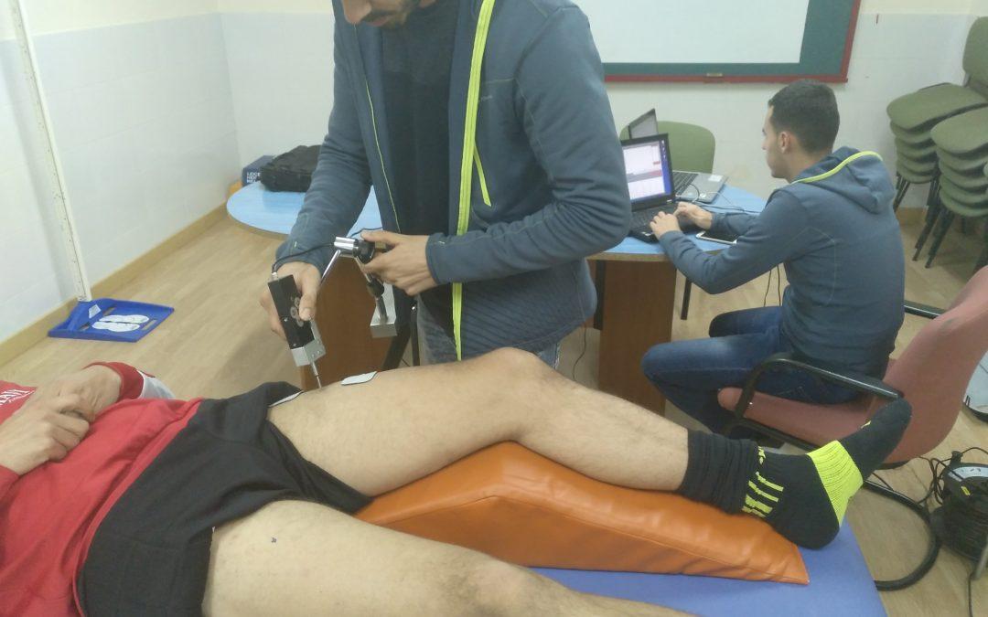 Deportistas de Martos se someterán a pruebas para mejorar su rendimiento
