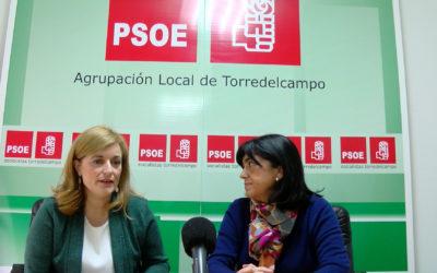 """Pilar Lara, candidata socialista: """"Llegamos con los deberes hechos"""""""