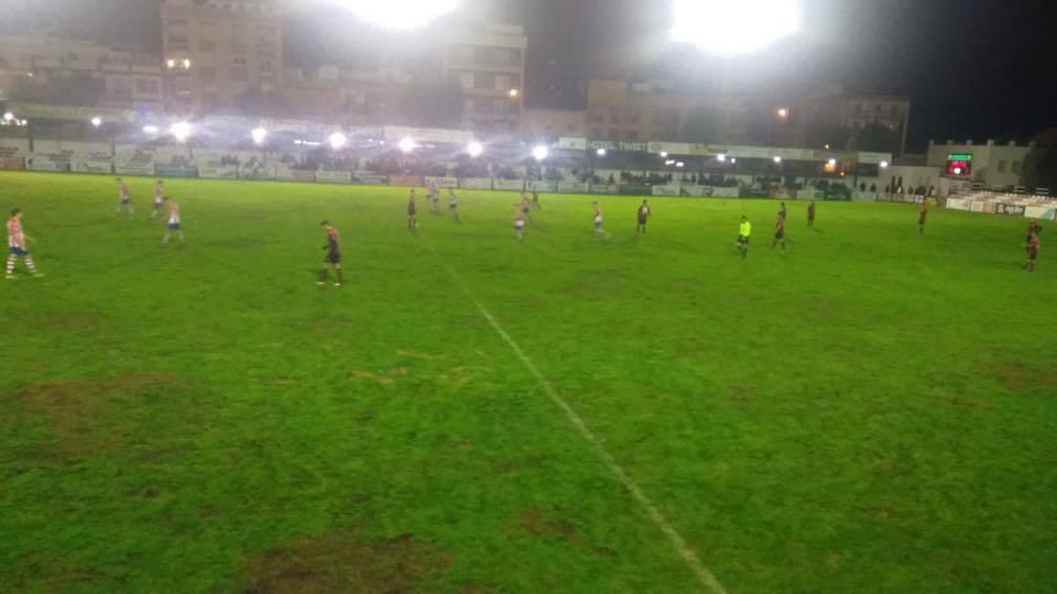 El Unión gana los tres puntos ante el River Melilla