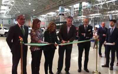 Una nueva edición del Salón Factory del Automóvil arranca en IFEJA y aglutina casi la totalidad de los grupos de la provincia y más de 400 vehículos