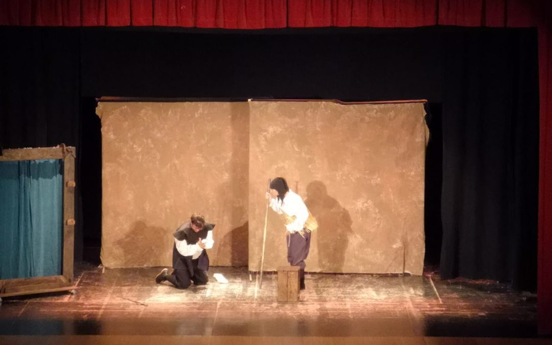 """""""Palabra de Cervantes"""" llega al Teatro Alcalde Miguel Anguita"""