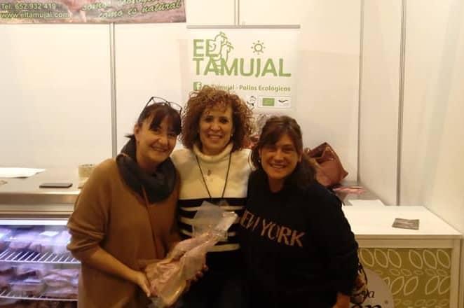 Villanueva de la Reina presente en la Feria Internacional de alimentación ecológica