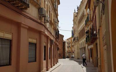 Andújar marca récord con 42,6 grados como la ciudad más calurosa de España en los últimos siete días