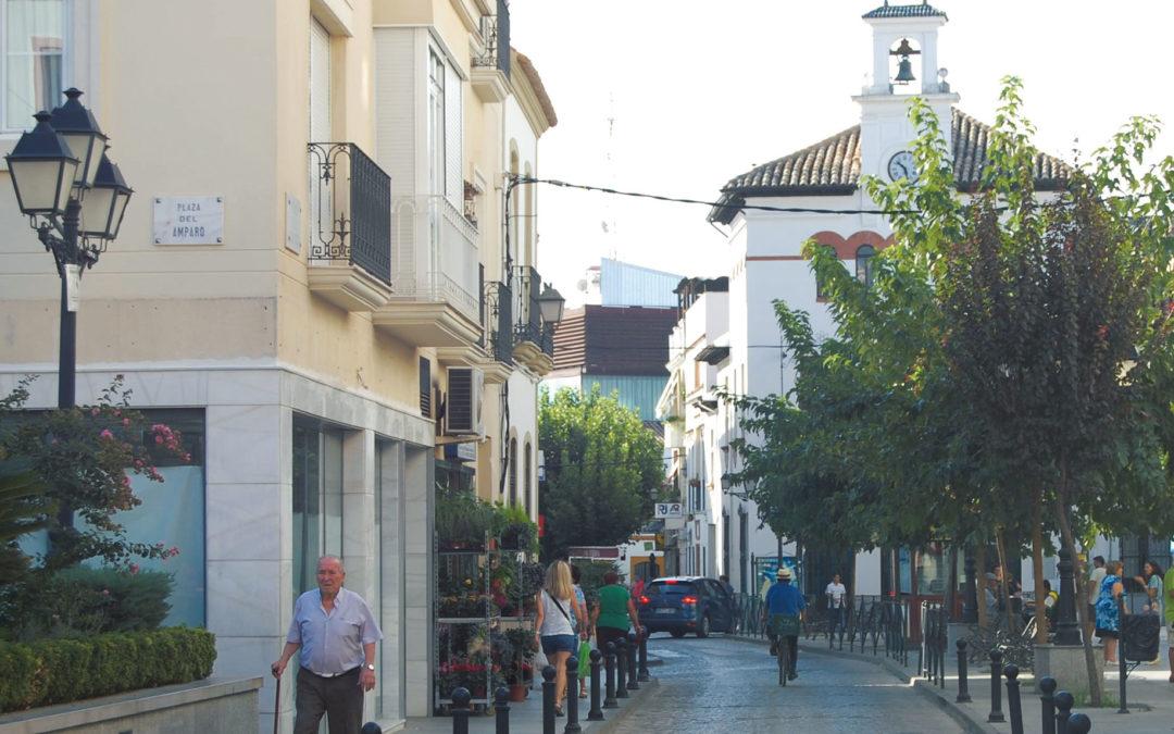 El centro urbano de Marmolejo será peatonal a partir del día 16 de septiembre