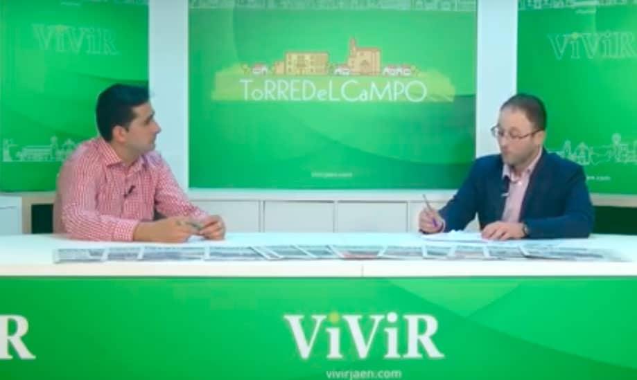 VIVIR EN CONEXIÓN ||| CAMPAÑA ELECTORAL: Entrevista a un miembro de la candidatura del PP a las andaluzas, Erik Domínguez
