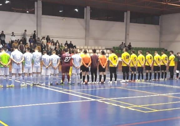 El equipo senior del Villanueva Fútbol Sala, se impone en Guarromán