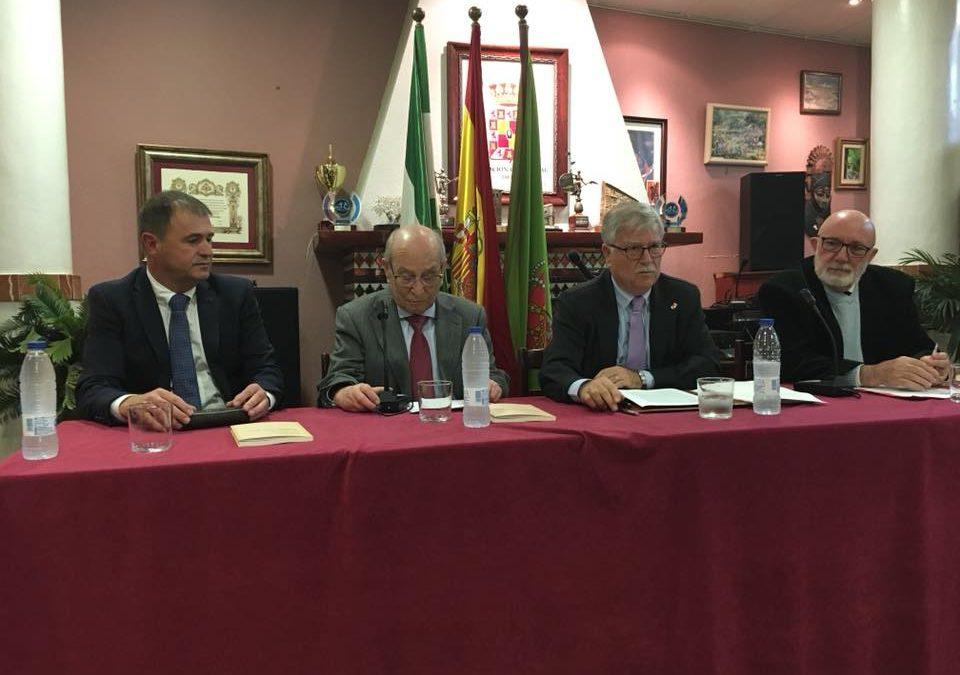 """La Casa de Jaén en Sevilla acoge la presentación del libro """"El habla de Villanueva de la Reina"""""""