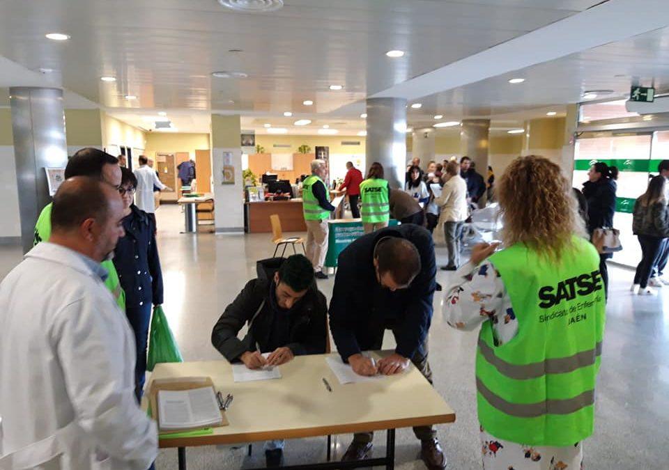Falta personal en la plantilla de fisioterapeutas del SAS según el SATSE